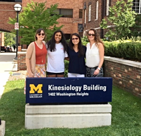 CMAH Lab hosts high school student for Summer Research Internship